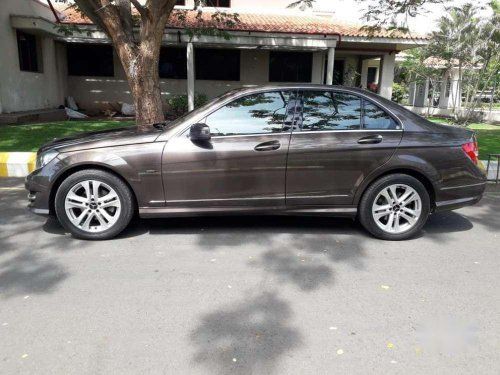Used Mercedes Benz C-Class 220 2014 AT for sale in Coimbatore