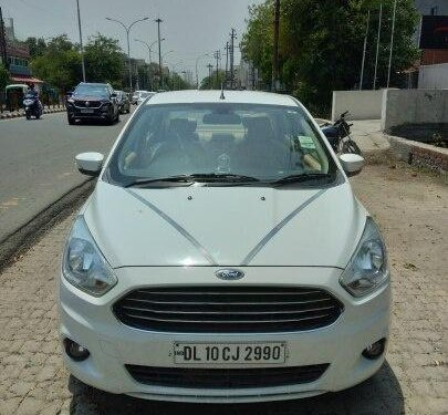 Used 2017 Ford Aspire Ambiente MT for sale in Noida