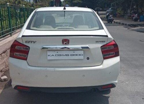 Honda City E 2013 MT for sale in Bangalore