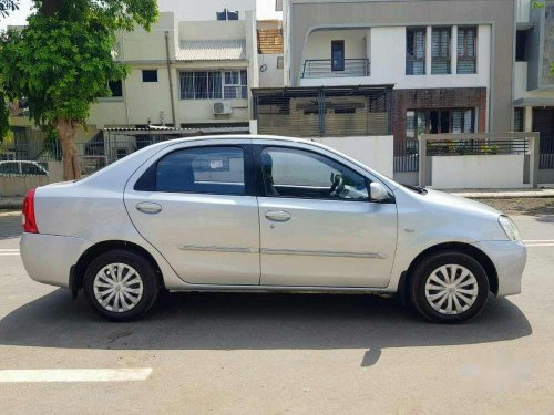Used 2011 Toyota Etios G MT for sale in Ahmedabad