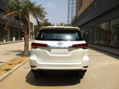 2018 Toyota Fortuner 2.8 2WD MT for sale in Gurgaon