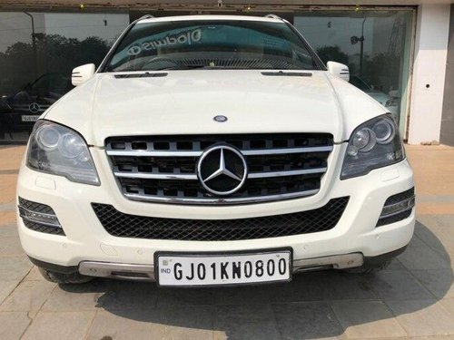 2011 Mercedes-Benz M-Class ML 350 4Matic AT for sale in Ahmedabad