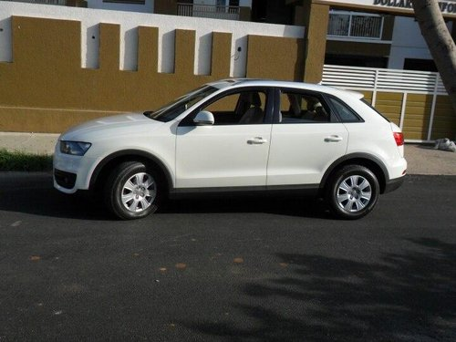 Used 2014 Audi Q3 2.0 TDI AT for sale in Bangalore