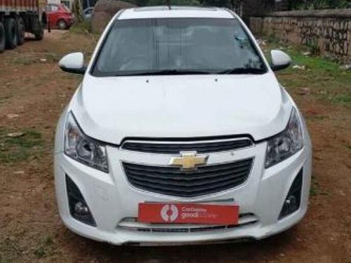 Used Chevrolet Cruze LTZ 2015 MT for sale in Jaipur