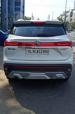 2019 MG Hector MT for sale in New Delhi