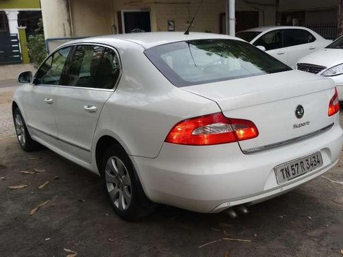 Skoda Superb Ambition 2.0 TDI CR Automatic, 2009, Diesel AT in Chennai
