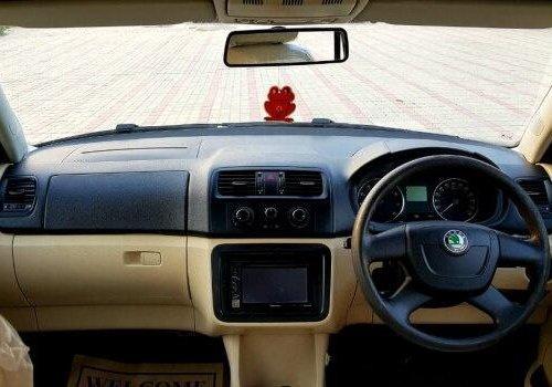 2011 Skoda Fabia 1.6 MPI Elegance MT for sale in New Delhi