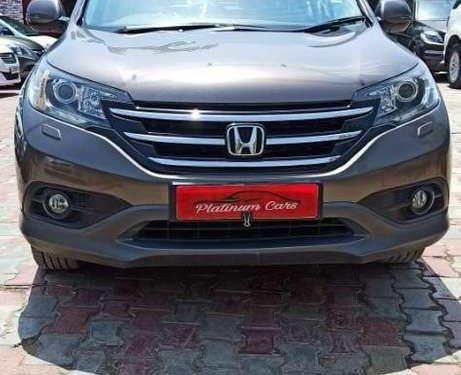 Honda CR-V 2.4L 4WD AVN, 2015, Petrol AT in Ahmedabad