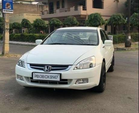 2006 Honda Accord MT for sale in Chandigarh