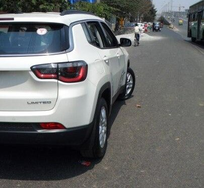 Used 2017 Jeep Compass 2.0 Limited MT for sale in Bangalore