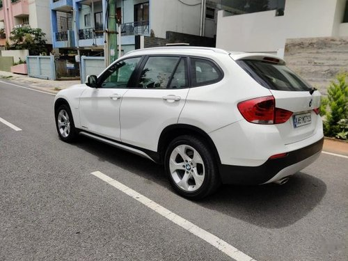 Used 2015 BMW X1 sDrive 20d Exclusive AT for sale in Bangalore-3