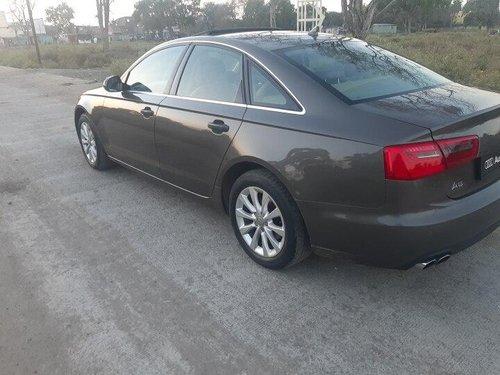 2014 Audi A6 2.0 TDI Premium Plus AT in Indore