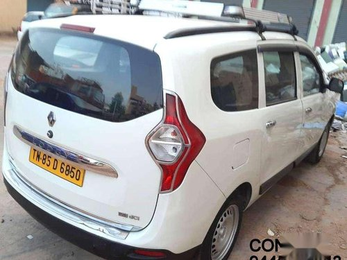 Renault Lodgy 85 PS RxE, 2017, Diesel MT in Chennai