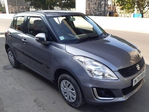 Maruti Swift VXI Deca 2016 MT for sale in Chennai