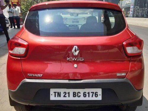 2017 Renault KWID 1.0 RXT Opt MT for sale in Chennai