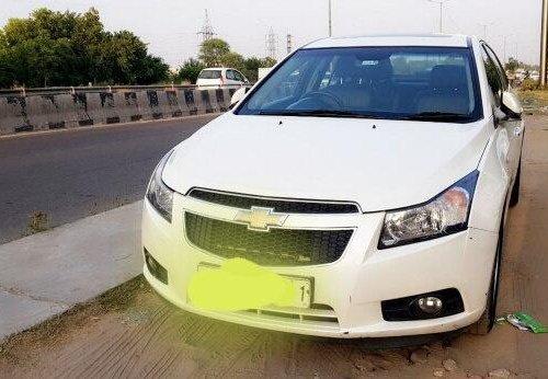 2012 Chevrolet Cruze LTZ AT for sale in Ludhiana
