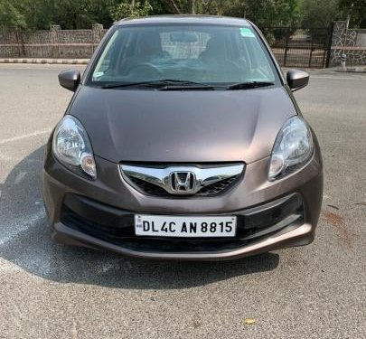 Used 2013 Honda Brio S Option MT for sale in New Delhi
