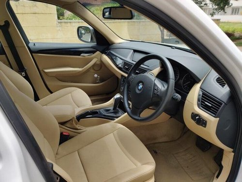 BMW X1 sDrive 20d Sportline 2013 AT for sale in Bangalore