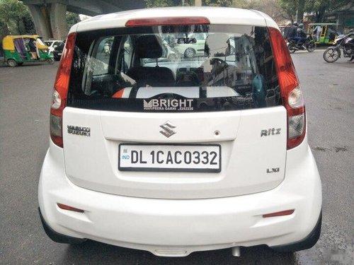 Maruti Ritz LXi 2016 MT for sale in New Delhi