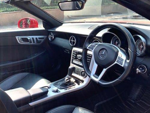 2015 Mercedes Benz SLK 350 for sale