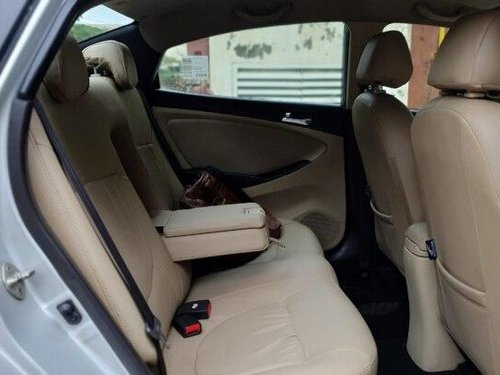 2015 Hyundai Verna 1.6 SX VTVT AT for sale in Kolkata