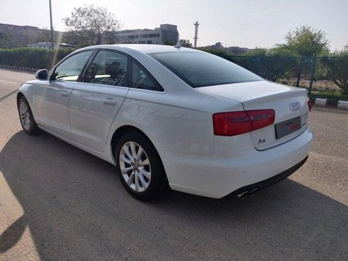 2013 Audi A6 2.0 TDI Design Edition AT in Gurgaon