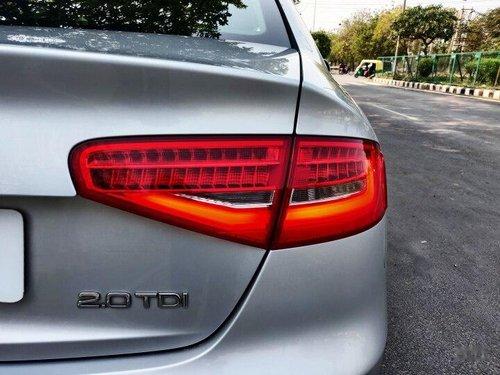 2012 Audi A4 35 TDI Premium Plus AT in Gurgaon