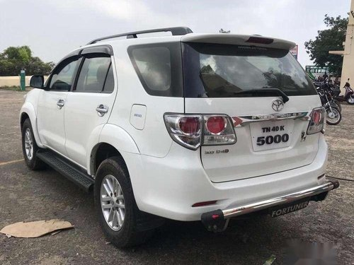 Toyota Fortuner 3.0 4x2 Manual, 2012, Diesel MT in Erode