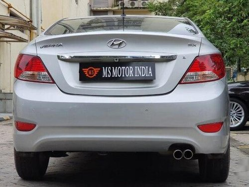 2015 Hyundai Verna 1.6 SX VTVT AT in Kolkata