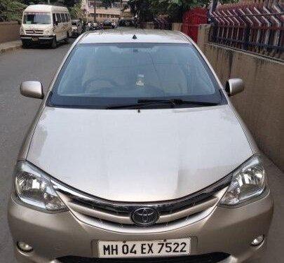 2011 Toyota Platinum Etios G MT for sale in Mumbai
