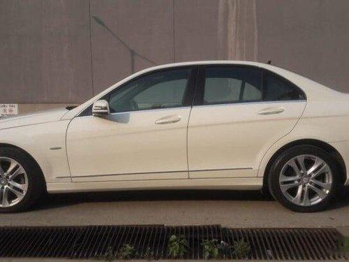2012 Mercedes Benz C-Class C 200 CGI Elegance AT in New Delhi