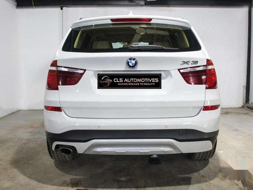 Used 2015 BMW X3 xDrive 20d xLine AT in Hyderabad