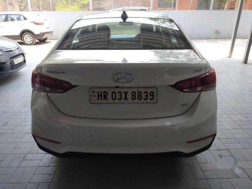 Hyundai Verna Fluidic 1.6 CRDi SX Opt, 2018, Diesel MT in Panchkula