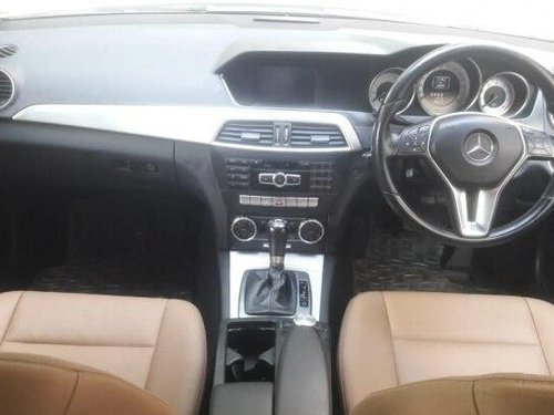 2012 Mercedes Benz C-Class C 200 CGI Avantgarde AT in New Delhi