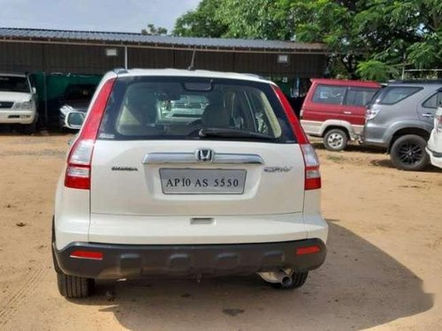 Used 2009 Honda CR V MT for sale in Hyderabad