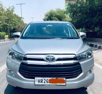 2018 Toyota Innova Crysta 2.4 VX BSIV MT in New Delhi