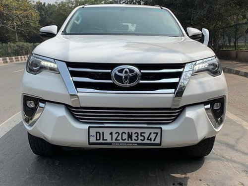 2018 Toyota Fortuner 4x2 MT for sale