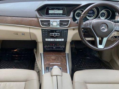 2015 Mercedes Benz E250 CDI Avantgarde for sale