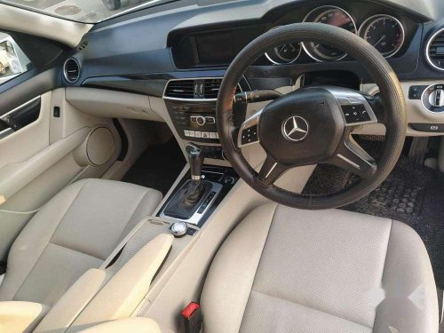 Mercedes Benz C-Class 220 2012 AT for sale in Amritsar