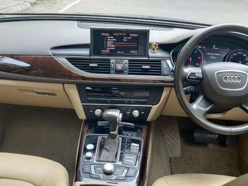 Used Audi A6 2.0 TDI 2013 AT for sale in Chennai