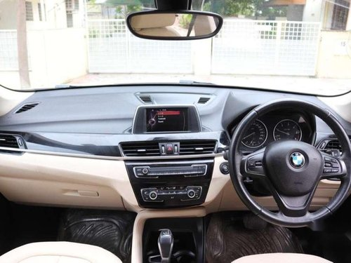 BMW X1 sDrive20d 2018 AT for sale in Ahmedabad