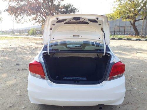 Used Honda Amaze 2014