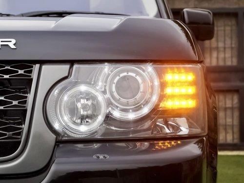 Used 2010 Land Rover Range Rover VOUGE 4.4 SDV8 SE