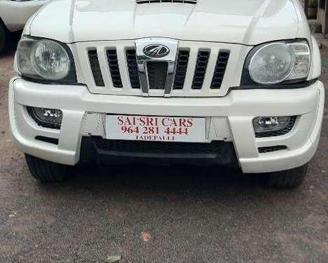 Used Mahindra Scorpio VLX 2011 MT for sale in Vijayawada