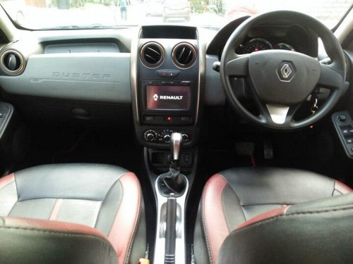 Used Renault Duster 2017 AT for sale in Bangalore