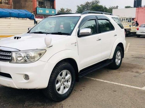 Used Toyota Fortuner 2010 MT for sale in Chandigarh