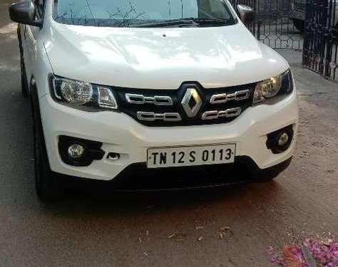Used Renault Kwid RXL, 2017 MT for sale in Chennai
