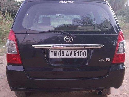 Toyota Innova 2.5 V 8 STR, 2007, MT for sale in Chennai