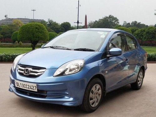 Used Honda Amaze 2013 MT for sale in New Delhi