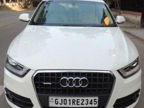Audi Q3 2.0 TDI Quattro Premium Plus 2013 AT in Ahmedabad